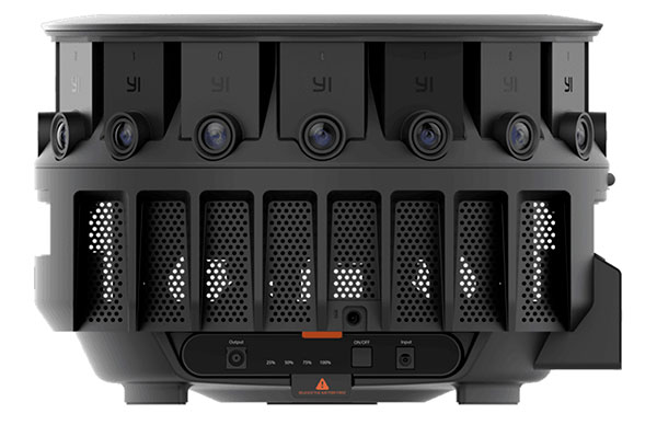 Google показала инновационную VR-камеру за $18 тыс.