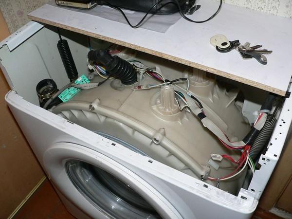 Как покрасить стиральную машину своими руками 83