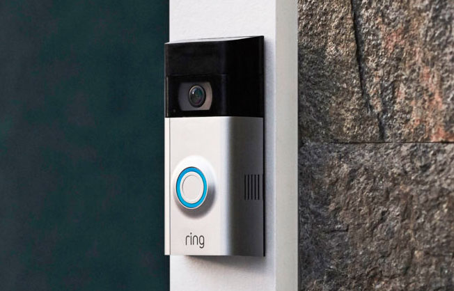 Звонок Ring Video Doorbell 2