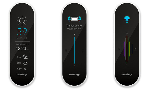 Пульт Sevenhugs Smart Remote