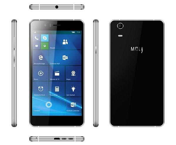 СмартфонHP Elite x3 набазе Windows 10 Mobile вышел в Российской Федерации