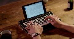 Клавиатура Penna превратит ваш планшет в печатную машинку