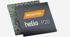 Чіп MediaTek Helio P20 новинка для мобільних пристроїв