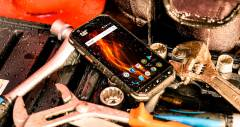 Прочный смартфон Cat S41 с FHD-дисплеем и мощной батареей