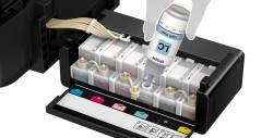 Разумная экономия - недорогие чернила для «Фабрик печати Epson» на Prote