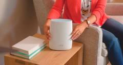 Система Orbi від Netgear обіцяє перекрити всі мертві зони домашньої Wi-Fi мережі