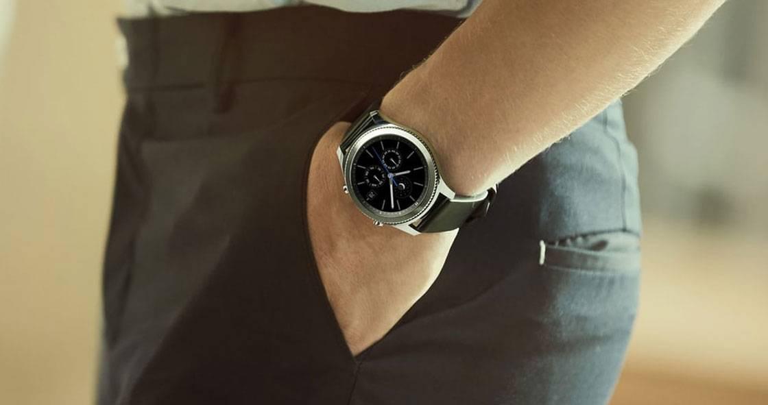 Розумні годинники Gear S3 Frontier і Classic наблизилися до ... 930b3af7e409b