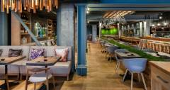 Где и как заказать мебель для ресторанов, кафе и баров