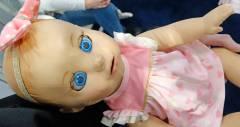 Інтерактивна лялька Luvabella може стати проривом у ляльковому виробництві