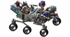 Mars 2020 — новый самоход NASA для поиска жизни на Марсе