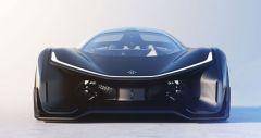 Електрокар концепт від Faraday Future, Zero1