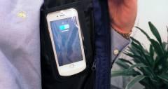 Baubax додасть бездротові зарядні порти в твій одяг