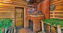 Выбираем печь для бани на дровах – Дровяная печь для бани Harvia