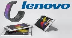 У Lenovo презентували перші гнучкі гаджети, і гаджети що складаються
