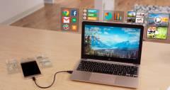 Superbook перетворить ваш смартфон в ноутбук