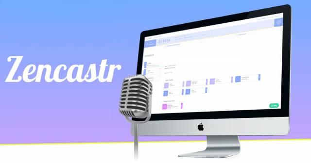 С Zencastr станет еще проще записывать собственные аудио-подкасты