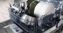 Що може зламатися в посудомийній машині?