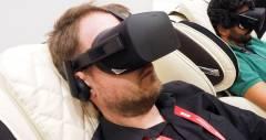 Масаж у віртуальній реальності робить нас людьми майбутнього з Wall-E