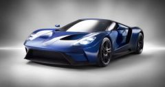 Використання Gorilla Glass для вітрового скла Ford GT