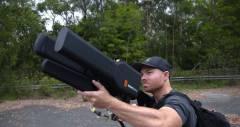 Dronegun — оружие массового поражения дронов