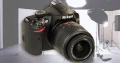 Огляд дзеркальної камери Nikon D3200