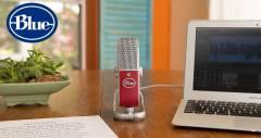 USB-микрофон Blue Raspberry для PC, Mac, iPhone и iPad