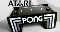 Игровой стол Pong дошёл до кампании на Kickstarter и уже был профинансирован