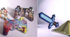 3D-принтер Mcor Arke печатает из бумаги