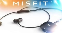 Стильные фитнес-наушники SPECTER от Misfit