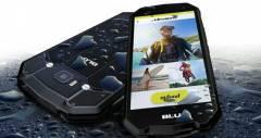 Смартфон BLU Tank Xtreme 5.0 демонстрирует свою живучесть