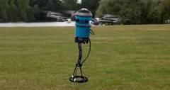 Mine Kafon Drone виявляє та знешкоджує заховані міни