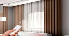 Як вибрати електрокарнізи для штор?