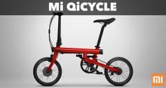 Новий гаджет від Xiaomi - електричний велосипед, що складається