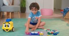 З платформою Algobrix діти зможуть будувати роботів і програмувати