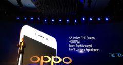 Новинка от Oppo – модель F1 Plus