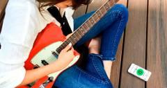 Первое приложение от Fender — цифровой гитарный тюнер