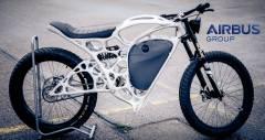 Первый в мире мотоцикл, напечатанный на 3D-принтере