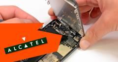 Основные виды ремонта мобильных телефонов Алкатель