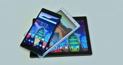 Lenovo Tab 3 - нова серія планшетних пристроїв