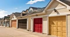 Виды гаражных ворот и их предназначение