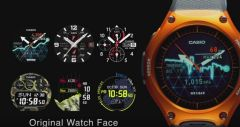 Casio презентовал умные часы WSD F10