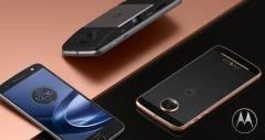 Новые смартфоны Motorola Moto Z и Moto Z Force