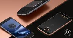 Нові смартфони Motorola Moto Z і Moto Z Force