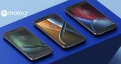 Motorola розширила свою лінійку Moto G трьома новими смартфонами Moto G4, Moto G4 Plus і Moto G4 Play