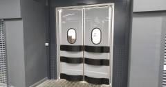 Жорсткі орні митників двері, сфери застосування