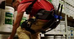 Облегчённый экзокостюм от Lowe's и Virginia Tech поможет с переносом тяжестей