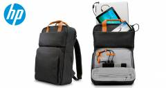 У стильному рюкзаку від HP заховано блок живлення ємністю 22400 mAh