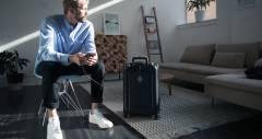 Нова розумна валіза від Bluesmart