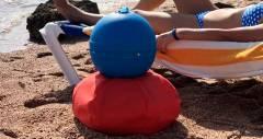 Персональный пляжный сейф