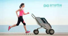Smartbe Intelligent Stroller - найрозумніша дитяча коляска в світі